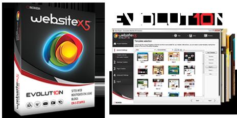 download Website X5 Evolution 10.0.8.35 | download Website X5