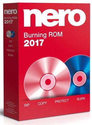 Nero Burning ROM 2017 program free download | Nero Burning ROM