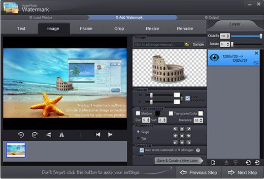 Aoao Watermark software to maintain the privacy of images | Aoao Watermark